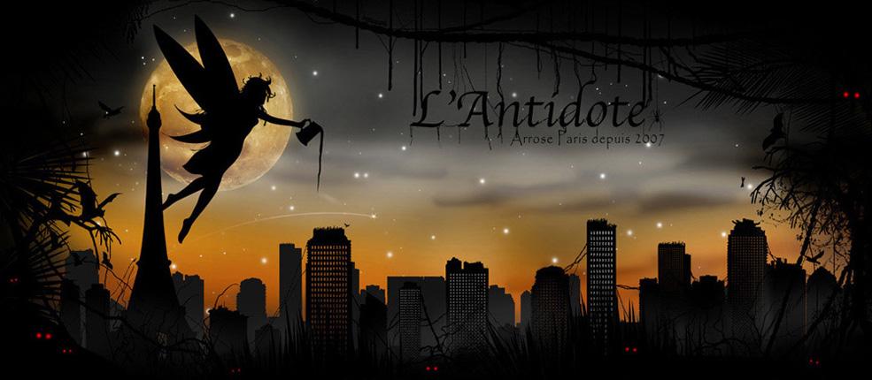 Bienvenue à L' Antidote
