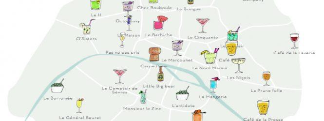 Les meilleurs QG de Paris (c'est mylittleParis qui le dit!)